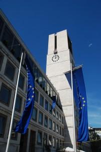 S-Rathaus-Flaggen
