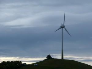 """Windkraftanlage """"Grüner Heiner"""""""
