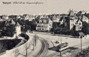 Wagenburg--Gerokstraße