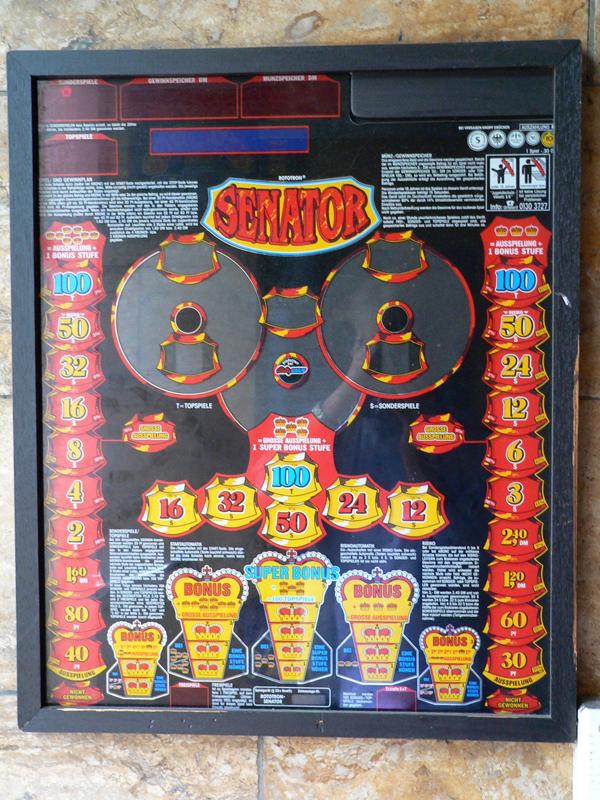 manipulation geldspielautomaten