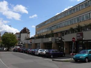 Hauswirtschaftlichen Schule am Stöckachplatz