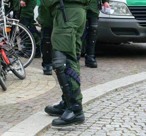 Polizeischutz1