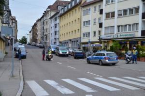 Polizei-Landhausstraße