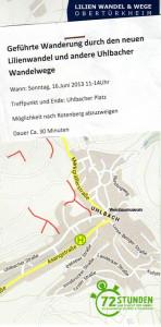 Uhlbacher-Wandelwege