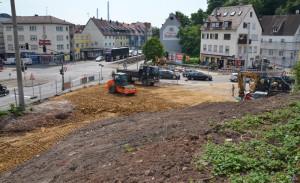 Baustelle-Talstraße
