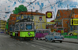 RT-Straßenbahn