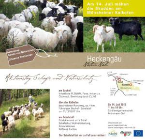 SchafeEinladungskarte