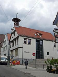 Rathaus-Untert