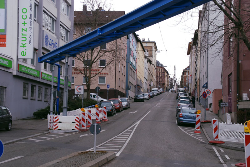 Kernerstraße