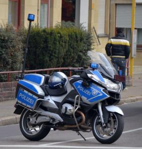 Polizeimot
