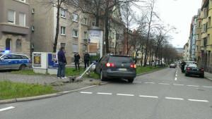 Unfall-Wagenburgstr