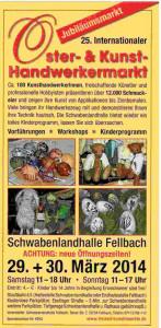 Ostermarkt-Schwaben