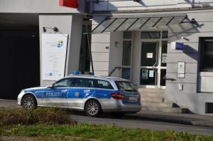 K-Polizeiauto-Ostend