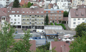 K-FINA-Tankstelle