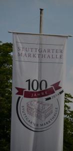 K-Markthalle-Fahne