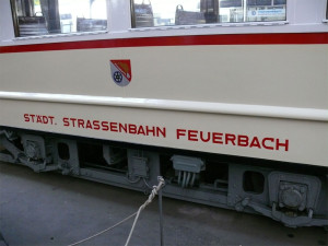 straßenbahn feuerbach 2
