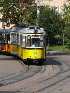 K Oldtimerstraßenbahn
