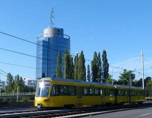 S-Stadtbahn-Hochhaus