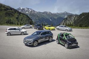 Daimler-E-Autos
