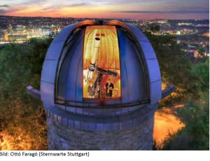 Sternwarte-Astronom