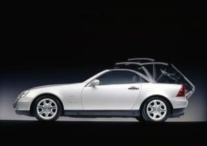 Mercedes-Benz SLK der Baureihe 170