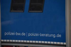 Polizei-Einbruchs