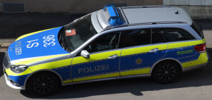 k-polizeiauto