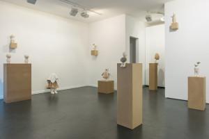Heasun Kim, Durch das Loch, Vernissage Galerie Z, Stuttgart