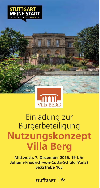 Gablenberger-Klaus-Blog » Suchergebnisse » Villa-Berg