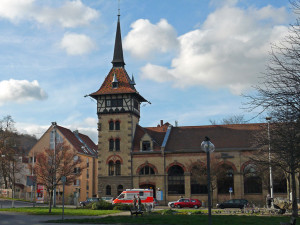 K Altes Feuerwehrhaus Süd