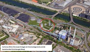 EnBW Heizkraftwerk Gaisburg