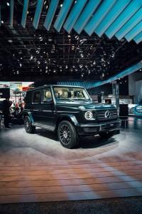 Daimler G KLasse