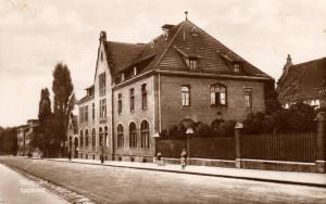 Lazarett-Karten-Herrn-Sch