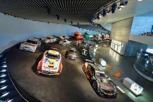 Daimler 14-Sonderpraesentation-von-Meisterfahrzeugen-30-Jahre-DTM-im-Mercedes-Benz-Museum